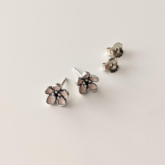 Pandora earrings